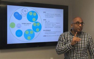 ARaymond et la Gouvernance Cellulaire : l'innovation en douceur