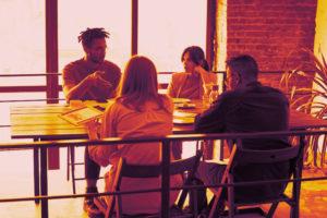 la rencontre collective dans le conflit interpersonnel