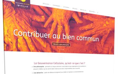 Un site à la hauteur du potentiel de transformation de la Gouvernance Cellulaire